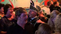 Prins Amicus 11 en 11 demasqué bij Het Masker Carnaval 2014 Zwaag