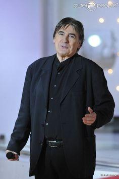 Serge Lama  né en 1943