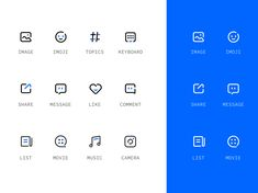 Some Icons designed by Tabitha. Connect with them on Dribbble; the global community for designers and creative professionals. App Icon Design, Logo Design, Resume Design, Design Design, Graphic Design, Icon Gif, Website Icons, Ios Icon, Retro Logos