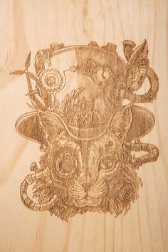 xTool Laserbox Creation — Woodcarving.More information can be found on the homepage. Woodcarving, Canning, Create, Wood Carvings, Home Canning, Wood Sculpture, Wood Carving, Carving Wood, Tree Carving