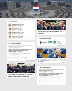 Argu Open Data - Weet wat er speelt in de gemeenteraad | ICT | Netherlands