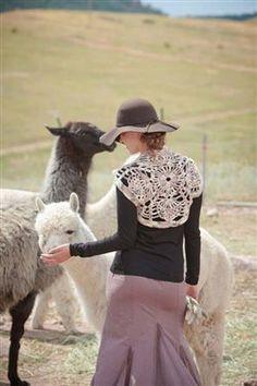 Aslan Shrug - Media - Crochet Me