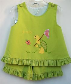 Applique For Kids. LOTS of really cute ideas here! :)