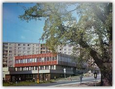 1988 Prague Spring, Multi Story Building, Childhood, Mansions, House Styles, Decor, Historia, Infancy, Decoration