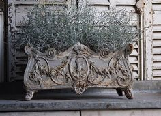 Vintage French Soul ~ French Jardiniere