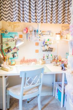 Craft Room Idea in a