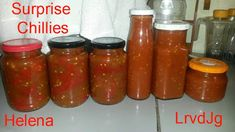LEKKER RESEPTE VIR DIE JONGERGESLAG South African Recipes, Beverages, Drinks, Coca Cola, Salsa, Jar, Canning, Food, Coke