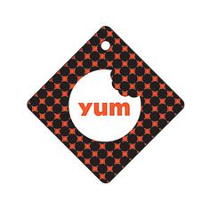 Halloween Yum Gift Tag from MyRecipes.com
