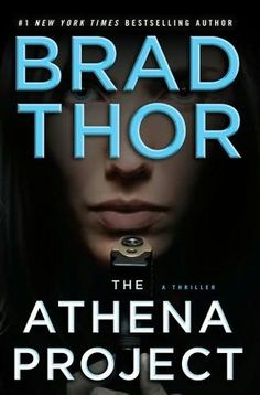 The Athena Project   (Athena, book 1)  by  Brad Thor