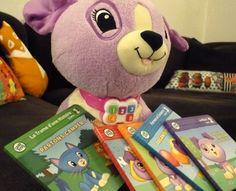 Il y a quelques jours, je vous parlais de Lis avec Violette, cette peluche qui accompagne votre enfant dans la lecture.  Dernière-née de l'imagination d
