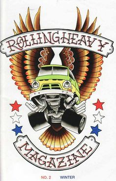 Rolling Heavy Magazine - USA