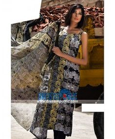Designer Pakistani Clothes Online Essencia Lawn 2015