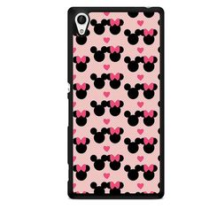 Cute Micky Mouse TATUM-2933 Sony Phonecase Cover For Xperia Z1, Xperia Z2, Xperia Z3, Xperia Z4, Xperia Z5