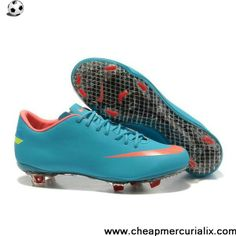 san francisco ea679 97cbe Buy Nike Mercurial Vapor Superfly IV Fourth style Cristiano Ronaldo  exclusive personal soccer cleats blue red