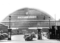 Central Station, Manchester