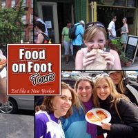 NYC food on foot tour