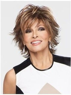 2015 new Natural Blonde Straight Lambskin Short Wig For Woman free shipping