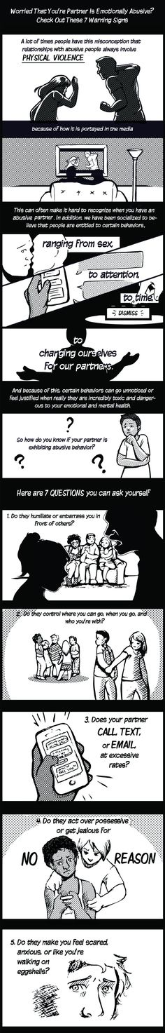 Emotional Abuse Warning Signs