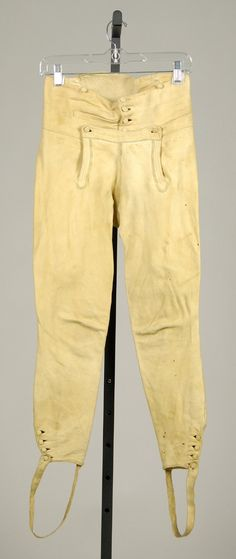 Trousers | American | The Met 2009.300.7683