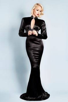 Introducing the entirely new and limited edition Dietrich Gown! A 1930s inspired…