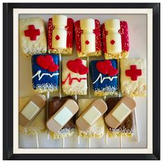 Hey, I found this really awesome Etsy listing at https://www.etsy.com/listing/281285440/nurse-chocolate-covered-rice-krispie
