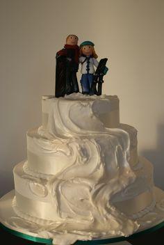 Cake-Couture Lichfield - Wedding Gallery