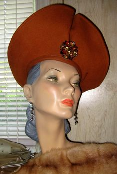 aMuse: artisanal finery--Millinery, Vintage Jewelry, Bridal ...
