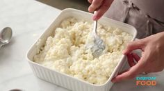 Easiest Rice Pudding | Everyday Food with Sarah Carey