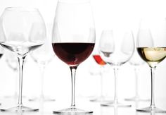 Vinoteque by #LUIGIBORMIOLI has a wide range of wine specific stemware guaranteed to satisfy all 5 senses