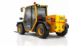 JCB - the world's number one telescopic handler producer - is unveiling a new compact model at Conepxo 2014 to add to its growing Hi-Viz Loa...