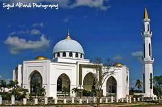 Masjid Al Ghufran or The Al Ghufran Mosque | Kedah Travelog