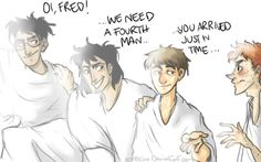 Marauders will be four forever by ooNerina on DeviantArt. STOP