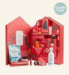 2020 Cruelty Free Makeup Beauty Advent Calendars In 2020 Beauty Advent Calendar Cruelty Free Makeup The Body Shop