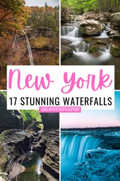 New York Travel Guide | New York Travel Tips | Prettiest Waterfalls in NY | Best Waterfalls in NY | Best Waterfalls in New York | Best Hikes in New York | Best National Parks in New York | NY Travel Tips | NY Travel Guide | New York Bucklist | NY Bucketist | NY Photography | New York Photography |
