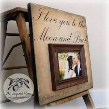 i love you to the moon and back picture frames - Google Search