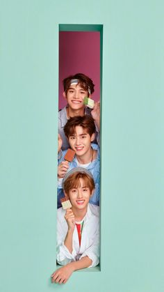 LUCAS + Kun and Winwin are endorsement models for a brand in China! Nct Winwin, Smile Wallpaper, K Wallpaper, Lucas Nct, Extended Play, Taeyong, Jaehyun, Nct 127, Grupo Nct