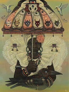 Mistura entre ficção científica, cultura africana, folclore afro-caribenho e do oeste da Índia, o trabalho do artista jamaicano Paul Lewin vem chamando a atenção pela convergência de culturas. Natural de Kingston, capital da Jamaica, Paul vive a arte desde os primeiros momentos da infância, observando seu pai dedicar boa parte da vida transformando pedaços de …