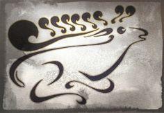 Csodaszarvas Stone Painting, Painting & Drawing, Animal Fashion, Artsy Fartsy, Tatoos, Henna, Stencils, Diy And Crafts, Folk