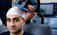 La estimulación magnética de una área del cerebro cambia la capacidad sensorial