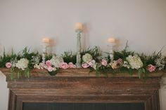 Elegant Stevenson Ridge Wedding - http://fabyoubliss.com/2015/03/27/elegant-pink-gray-stevenson-ridge-wedding