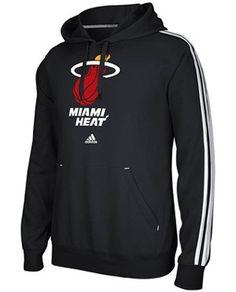 adidas Miami HEAT Three Stripe Hoodie