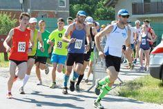 Vranovskí bežci na preteku Vyšná Šebastová