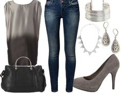 Tenue D Contract E Week End Chic Et D Contract E Mode Pinterest Chic