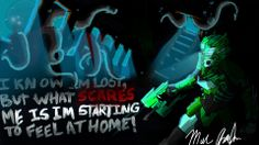Mix of Dead Space and The Color Moral
