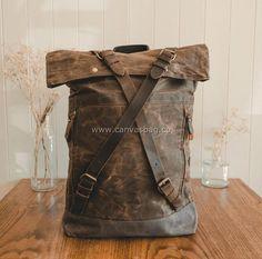 Leather Canvas Backpack (12) Rucksack Backpack, Canvas Backpack, Laptop Backpack, Leather Backpack, Waxed Canvas, Canvas Leather, Cotton Canvas, Leather Roll, Leather Bag