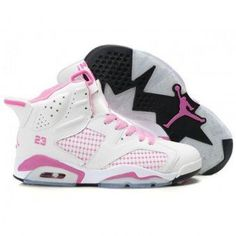 Light Pink Jordan Sneakers