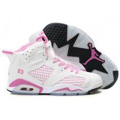 Light Pink Jordan Sneakers