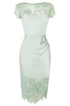 Coast Luma Duchess Satin Dress