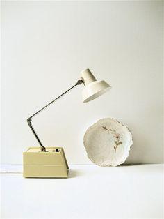 Vintage Desk Lamp by lovintagefinds on Etsy