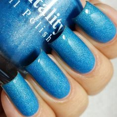 Mentality Nail Polish - Electrify